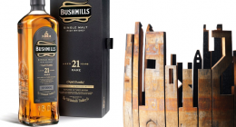 Bushmills 21 Years Old Tree Woods Madeira