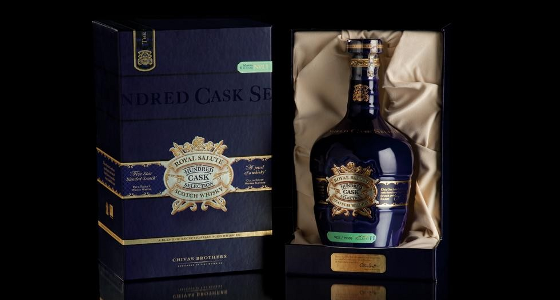 Chivas Royal Salute Hundred Cask