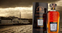 Bowmore 40 Year Old 1970 – Cask Strength Collection Rare Reserve (Signatory)