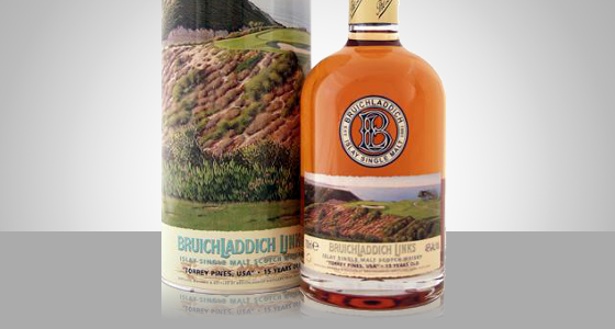 Bruichladdich Links 8 – Torrey Pines 15 YO