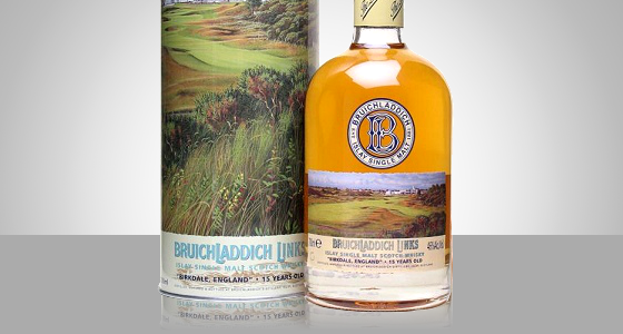 Bruichladdich Links 9 – Royal Birkdale 15 YO
