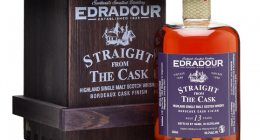 Edradour Bordeaux Cask Finish 13 Years Old