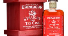Edradour Burgundy Cask Finish 11 Years Old