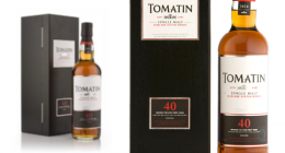 Tomatin 40 Years Old