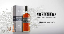 Auchentoshan Three Wood 0,7 l
