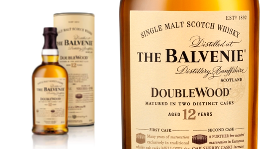 The Balvenie 12 Years Old Double Wood 0,7