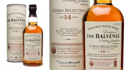 Balvenie 14 Years Old Cuban Selection 0,7 l
