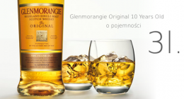 Glenmorangie Original 10 Years Old 3l.